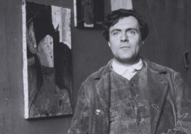 Modigliani Mansard Gallery