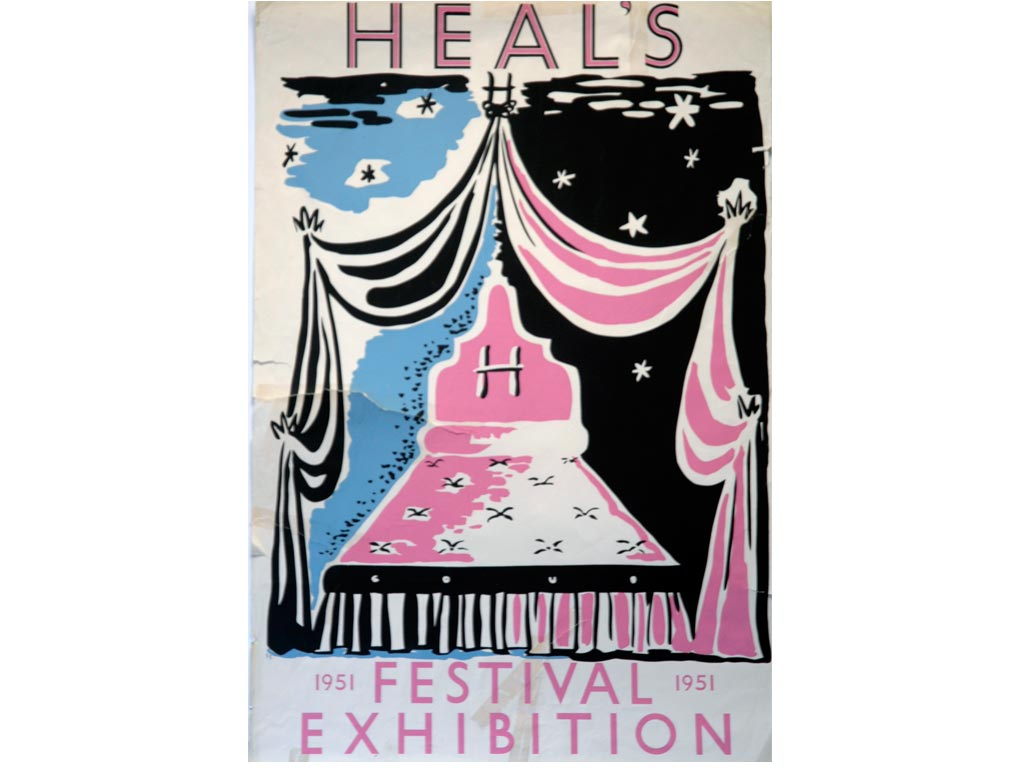Heal's Festival of Britain