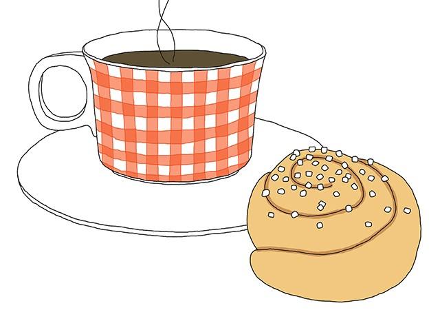 fika swedish coffee break