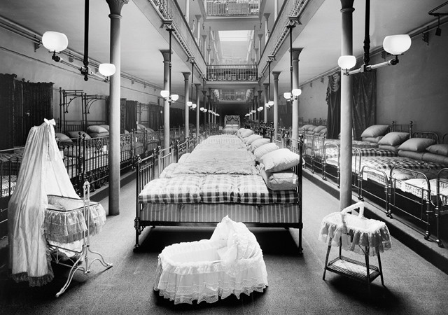 Iron bedstead gallery at heals