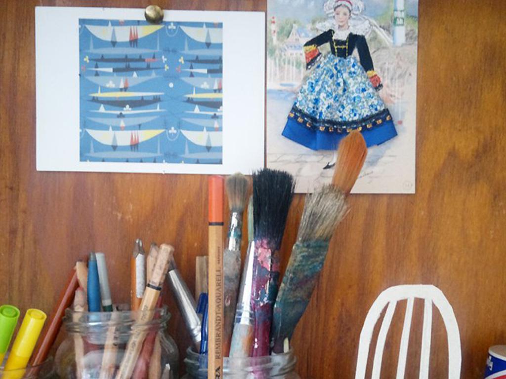 Maxine Sutton Fabric Designer