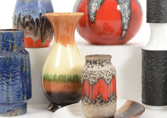 Vintage Glassware at Heals