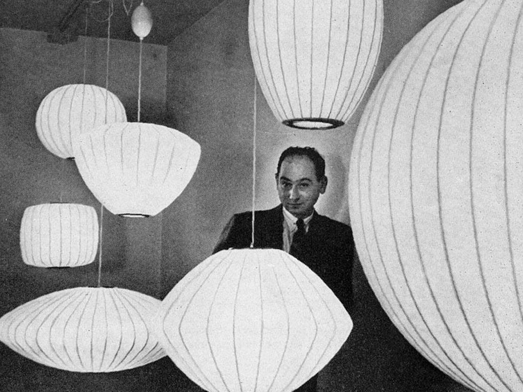 Bubble lamp factory tour heal 39 s blog - Suspension georges nelson ...