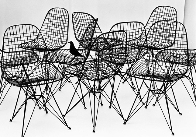 Charles and Ray Eames Barbican Exhibition
