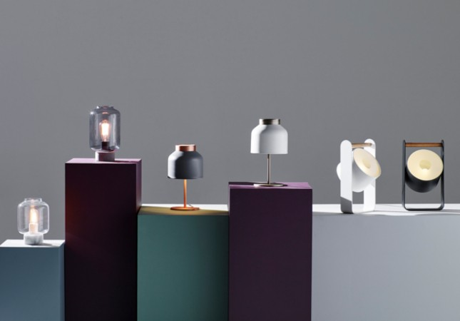 Heal's Table Lamps SS16