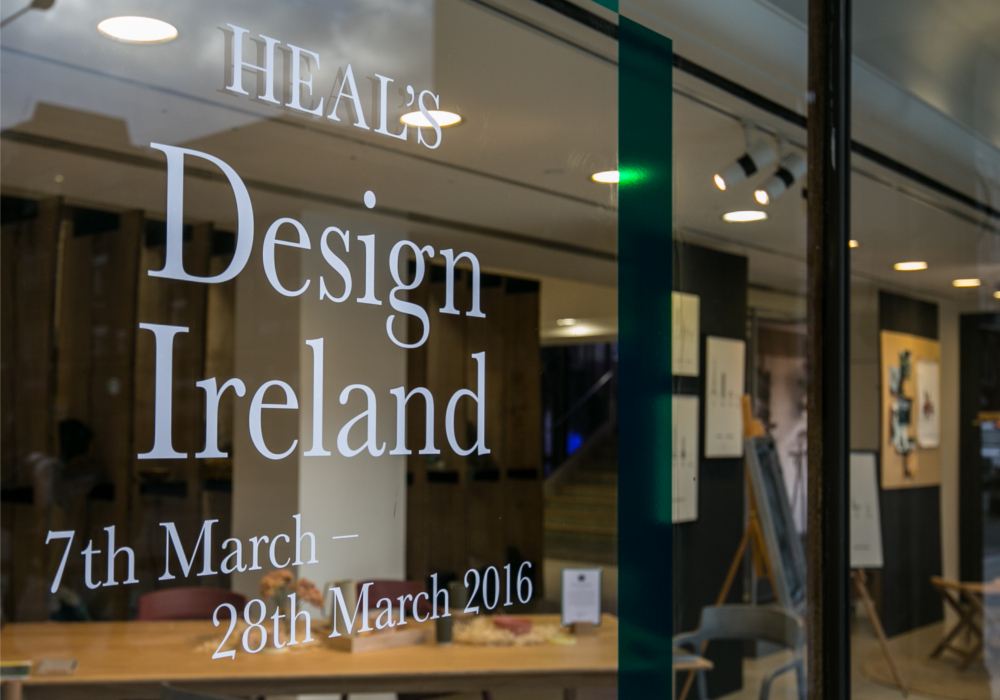 Design Ireland Heals Modern Craft Market 2016