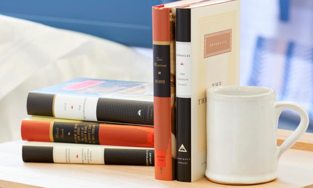 Heal's Pinner range furniture Everyman's Library