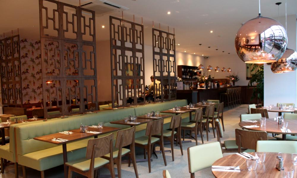 Mildred's Restaurant Heal's Kings Cross