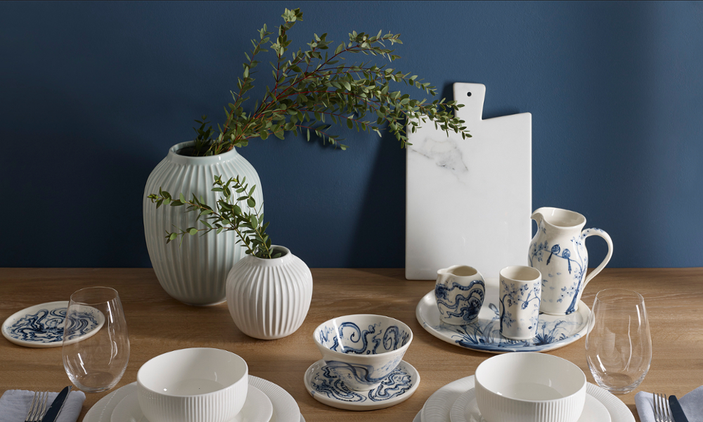 Mia Sarosi Ceramics Tableware Heal's
