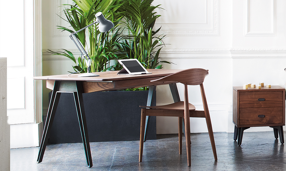 Heal's Home Office Matthew Hilton Orson Desk