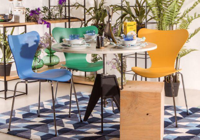 Heal's Georg Jensen interior design
