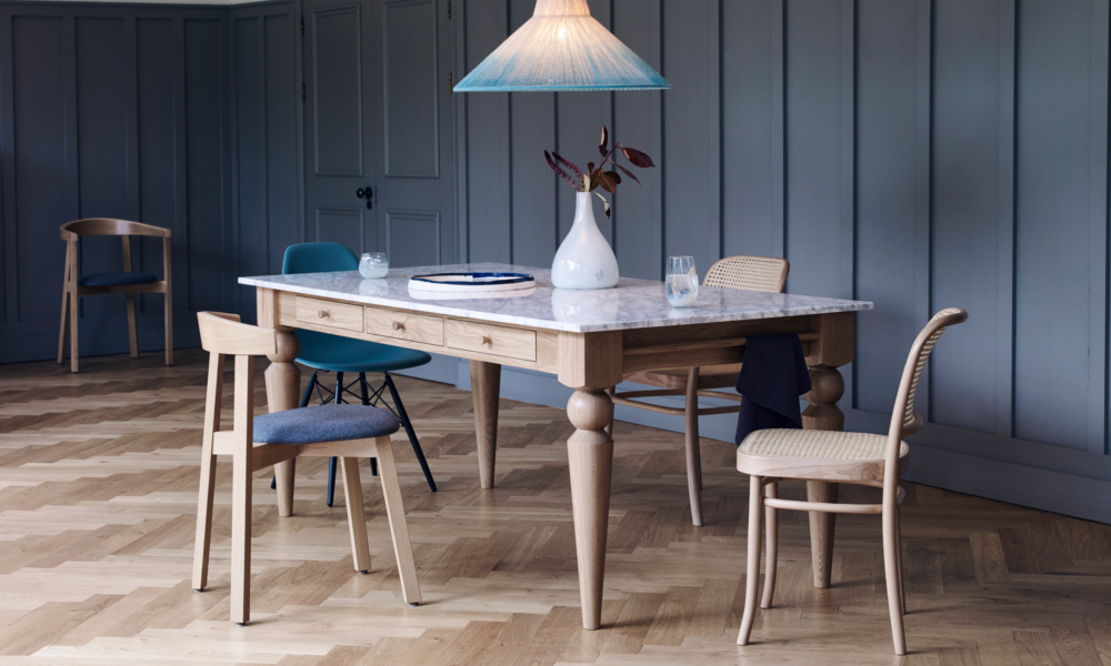 Heal's Cooks Dining Table
