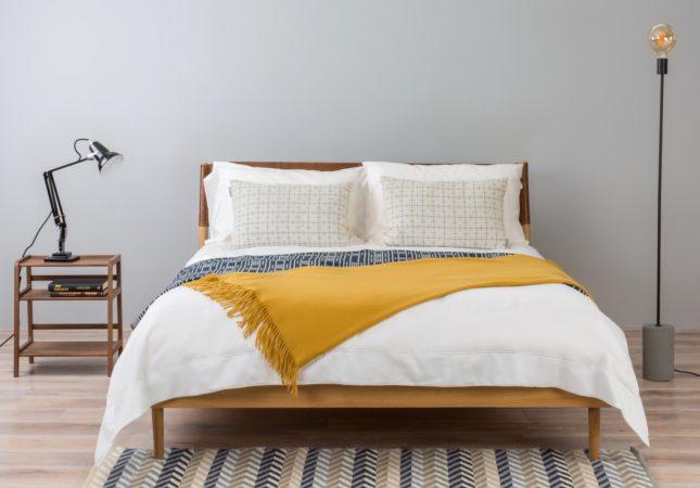 Heal's Nordic Bed accessories