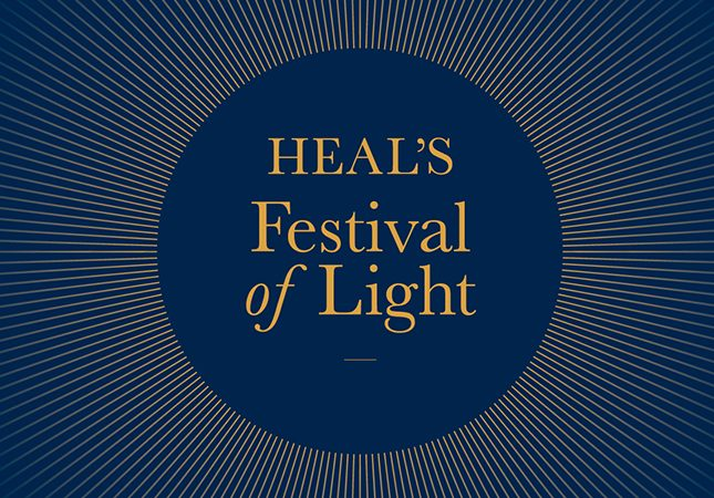 Heal's of Festival of Light