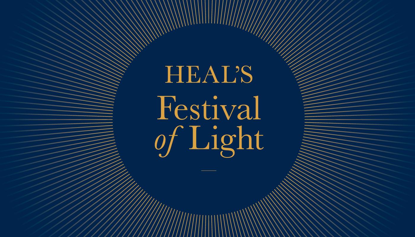Heal's Festival of Light