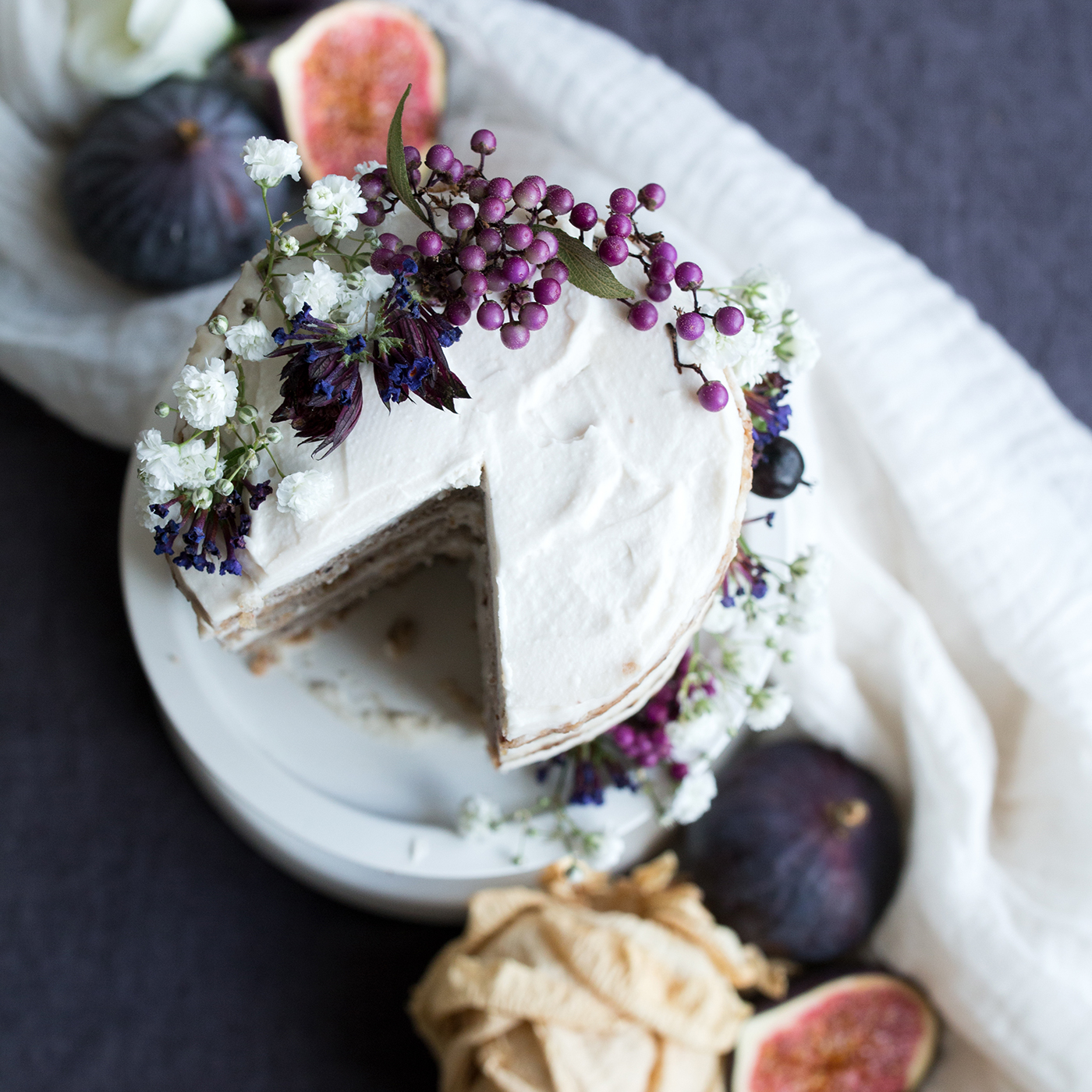 heal's little plantation vegan mini layer cake recipe