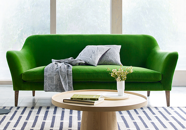 First Look The Wallis Sofa By Russell Pinch For Heal S