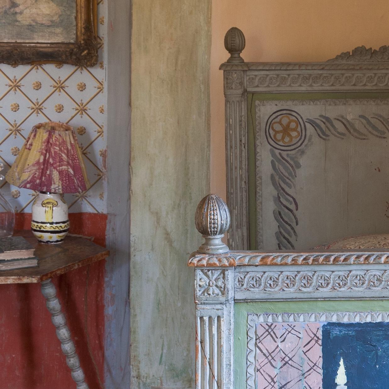 heals-bloomsbury-group-Charleston House-Bedroom