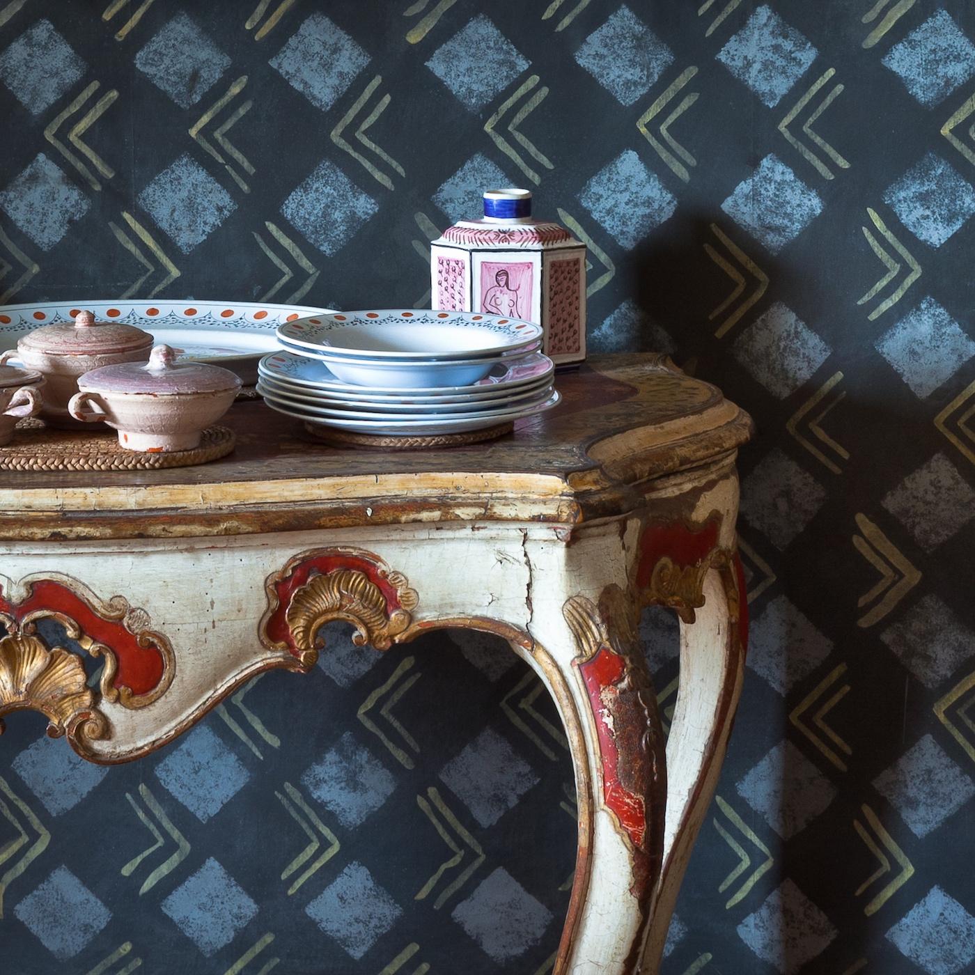 Heals-bloomsbury-group-charleston-house-dining-room