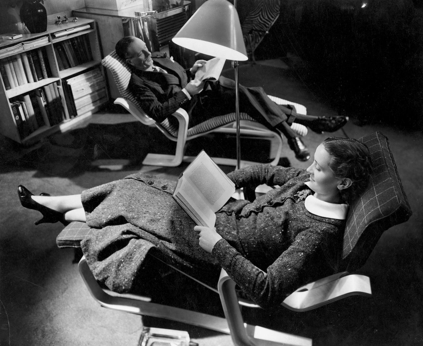 heals-isokon-Breuer-Long-chairs