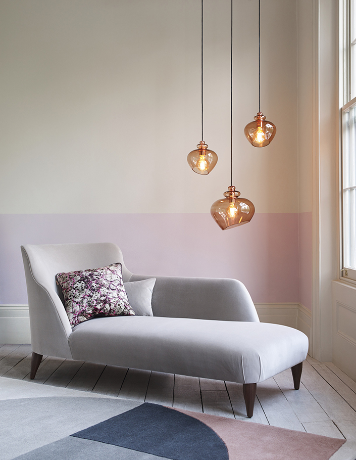 The Grace pendant light from Heal's