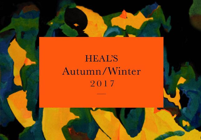 Heal's AW17 Press Show Invite3