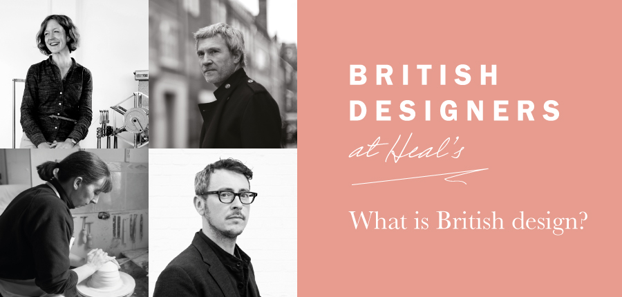 British design headline
