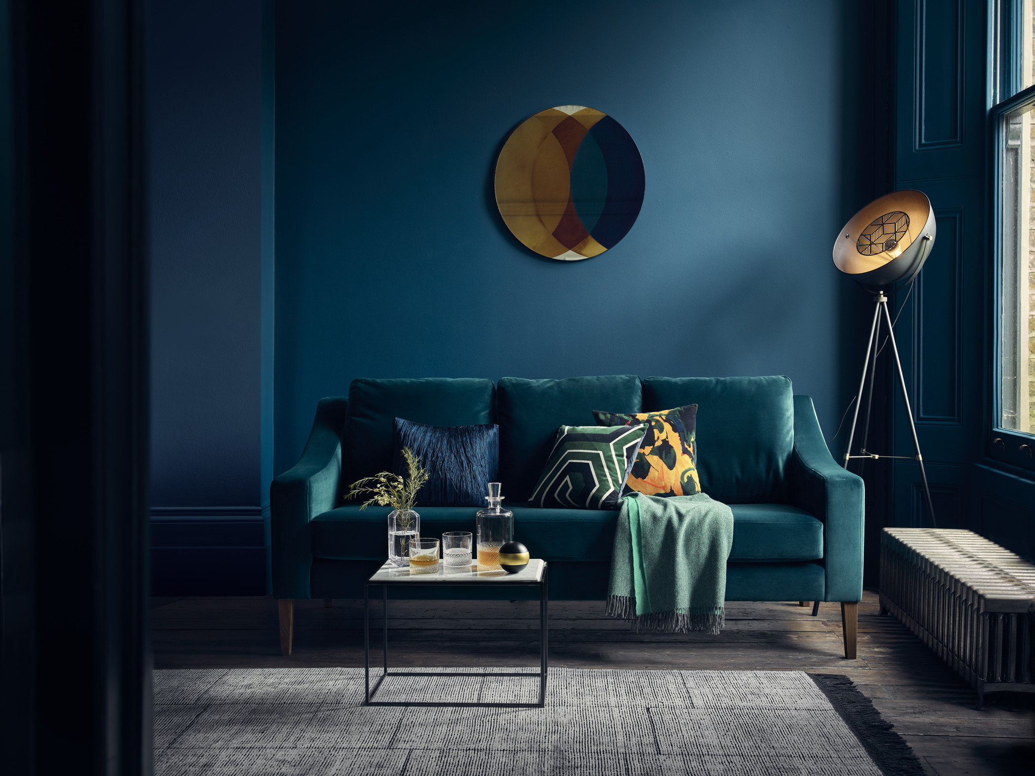 Teal Interior Trends