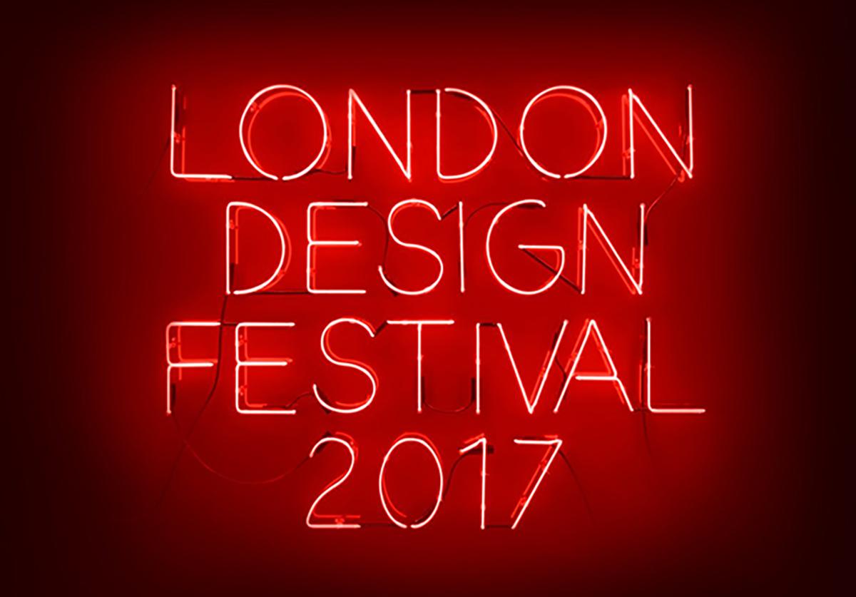 London Design Festival headline