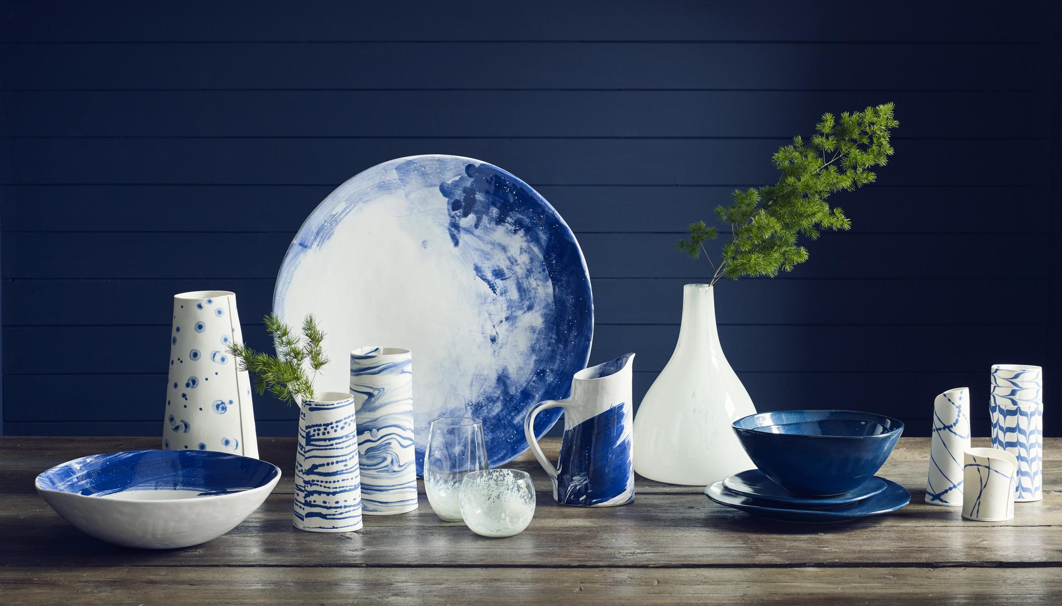 Japandi tableware