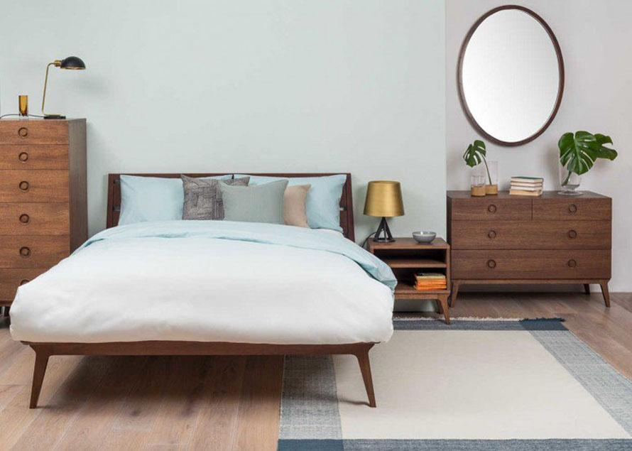 Japandi bedroom