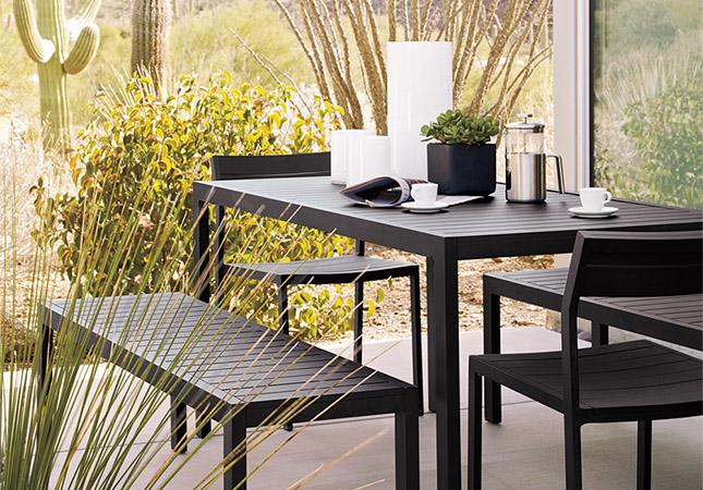 Luxury Garden Furniture Ideas Heal S Blog