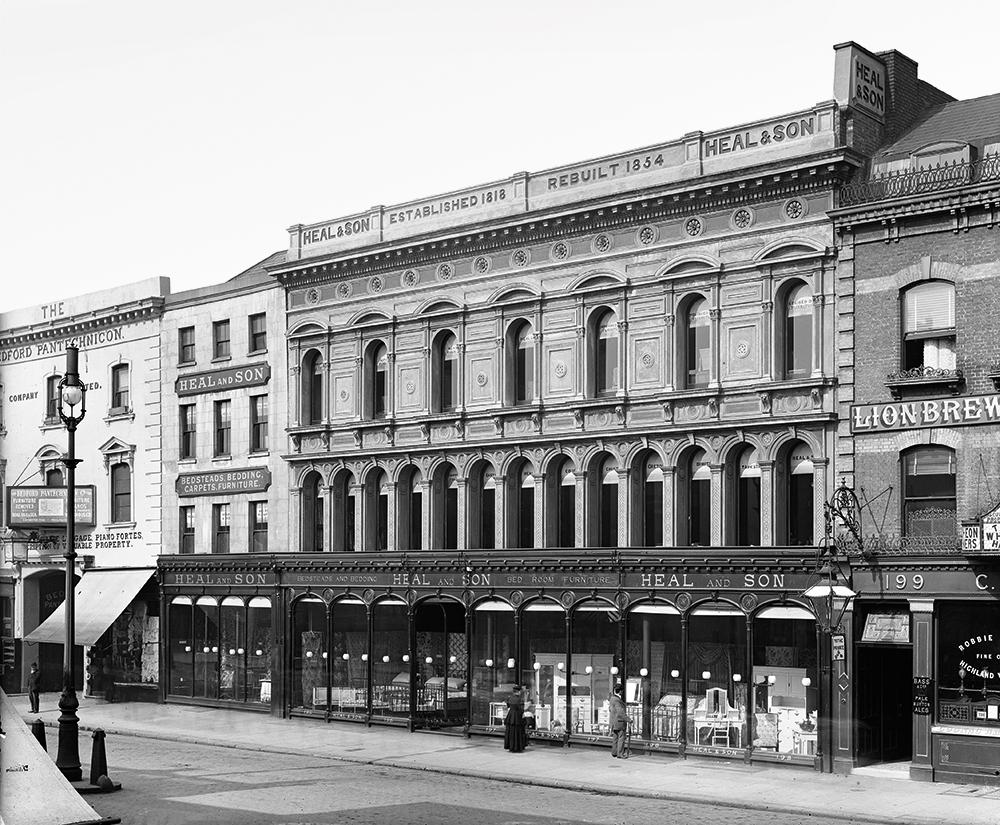 Heals-Building-1854