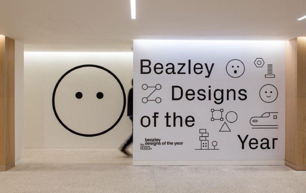 Beazley Designs of the Year | Image via Design Week