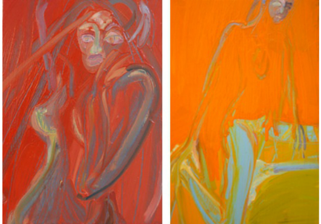 Gal Schindler 'ALAS' & 'InterFace Burn' | Heal's X Slade School of Fine Art