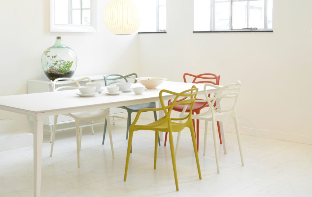 The iconic Masters Chair | Image courtesy of Kartell