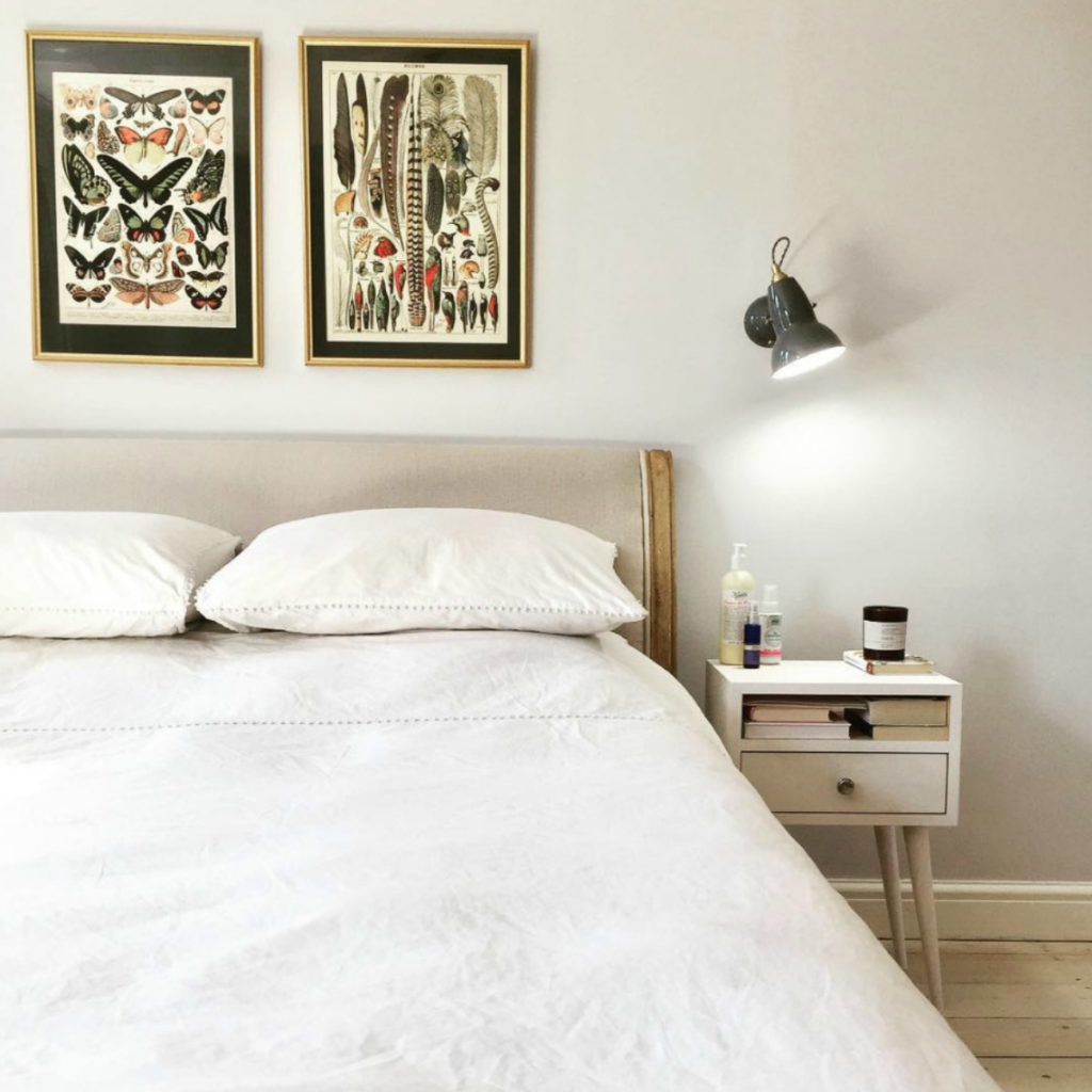 Anglepoise 1227 Wall Lights save room in a small space