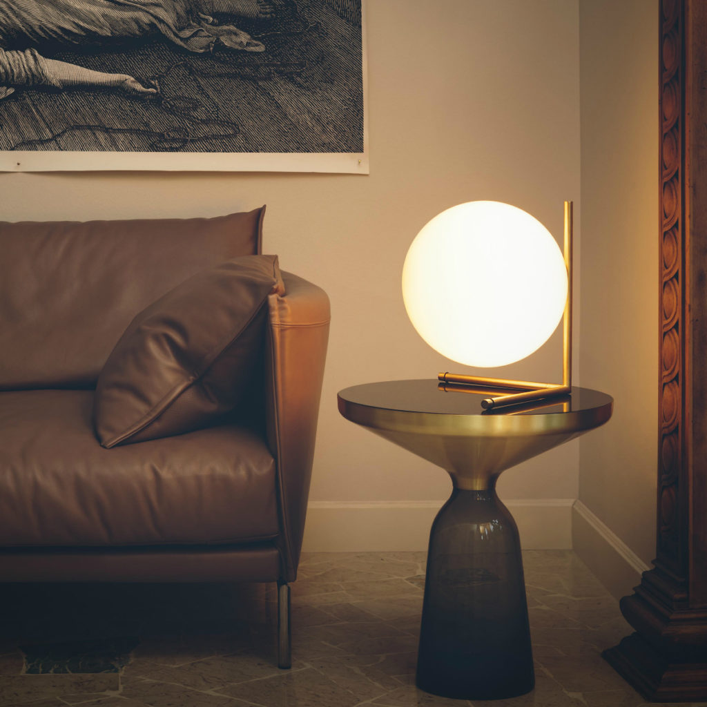 IC Table Lamp by Michael Anastassiades for Flos as part of the Daylight Savings offer
