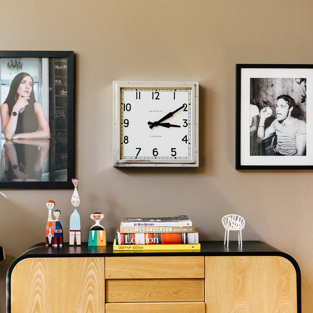 Quad Clock