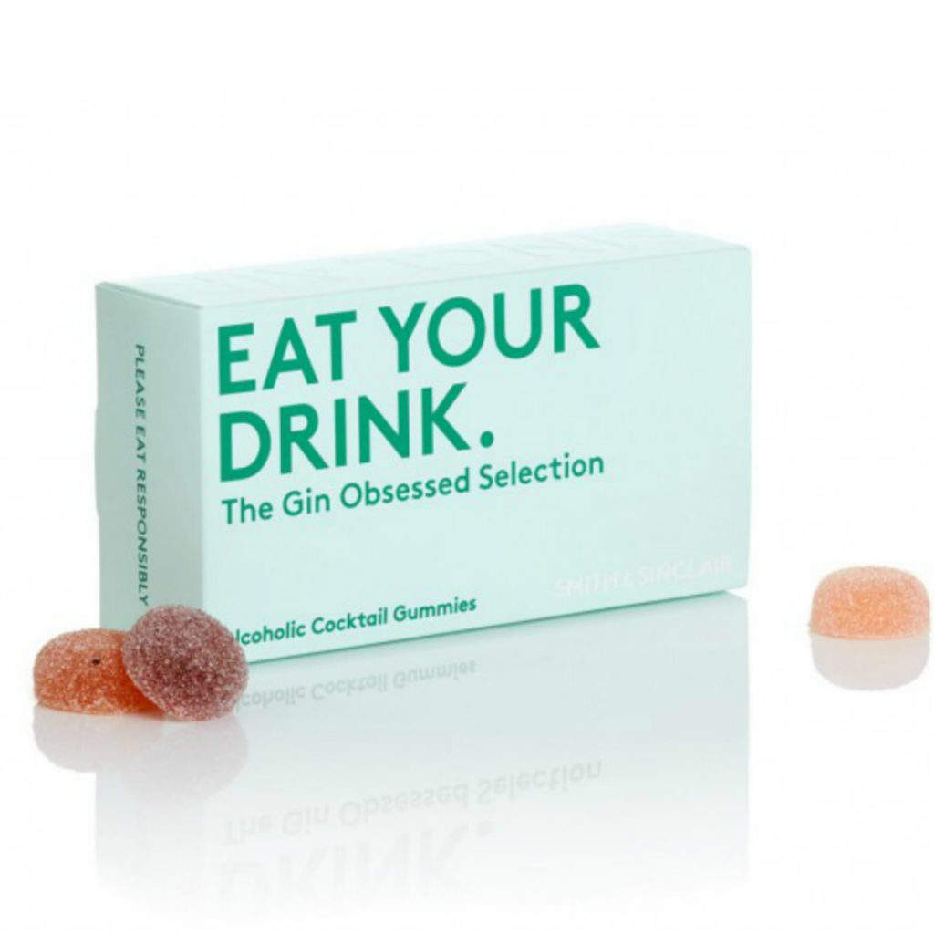 Eat Your Drink | Christmas Gift for Him or Her