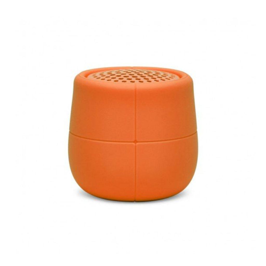 Lexon MINO X Water-resistant Bluetooth Speaker Orange