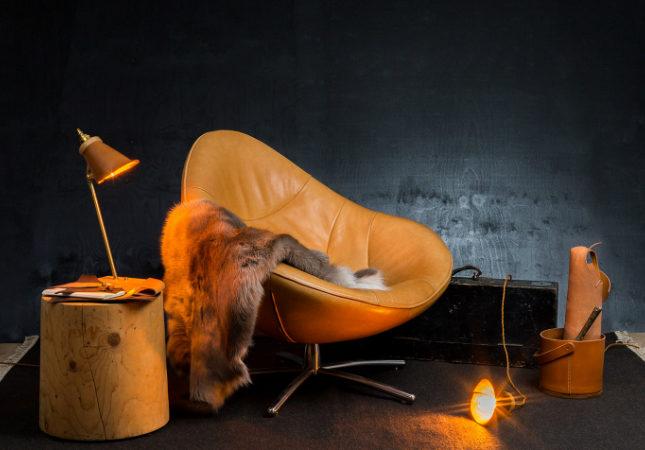 Hidde Swivel Chair
