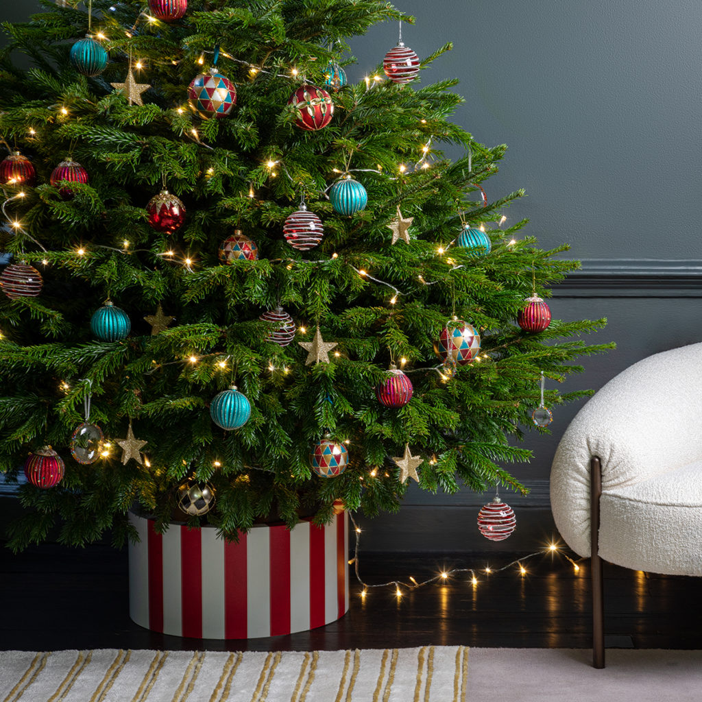 Christmas decoration ideas for the tree
