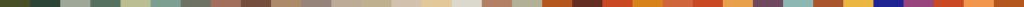 Colour predictions for 2020 design trends