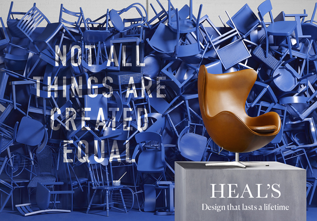 Not all Things Are Created Equal - the Heal's 2020 Campaign