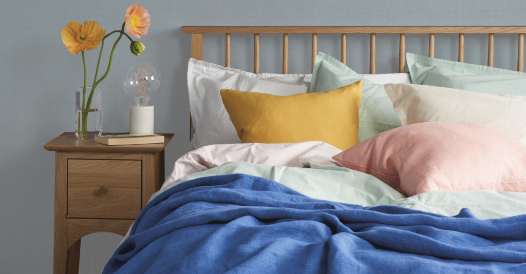Get a good night's sleep in the Blythe Bed