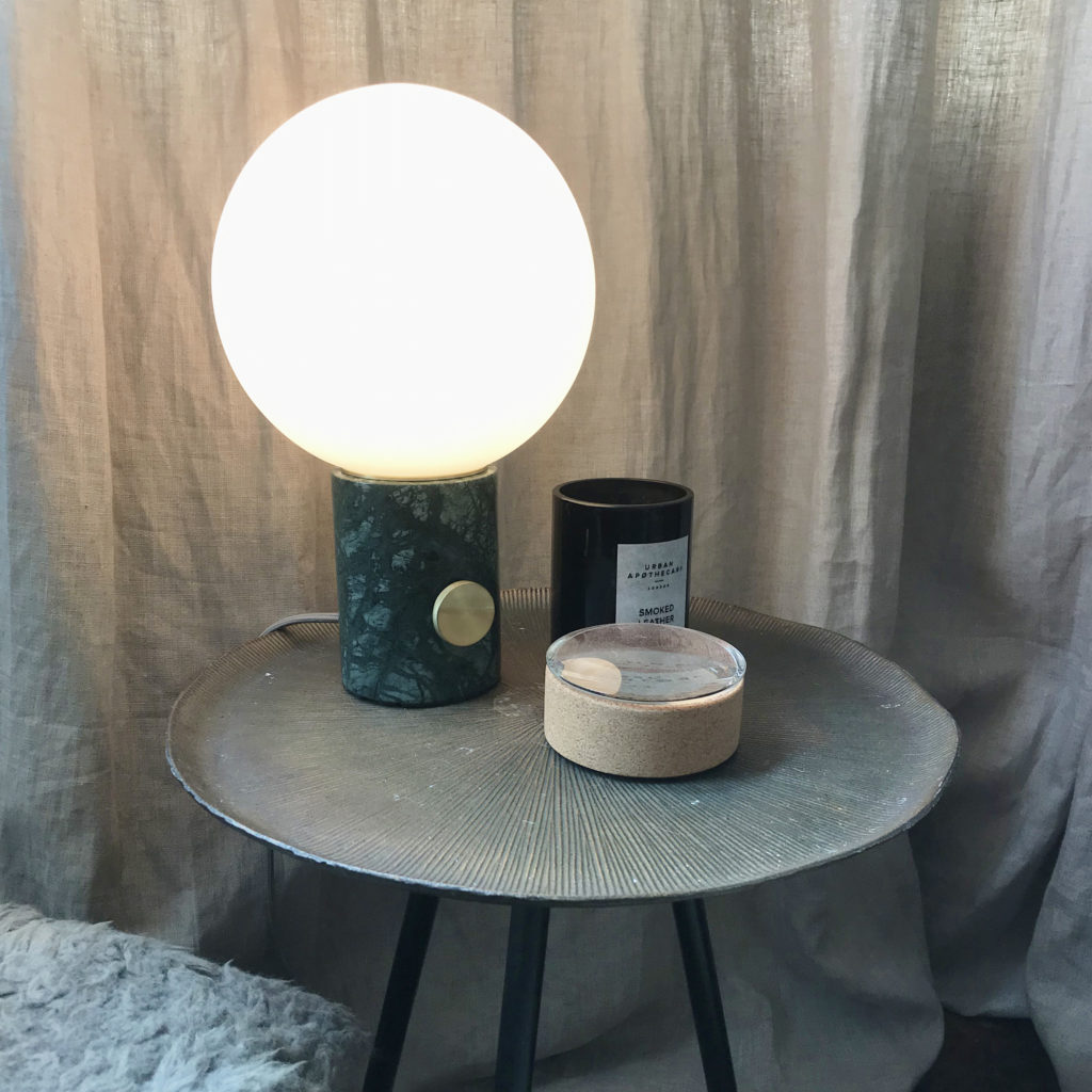 Column Table Lamp   Heal's at Home