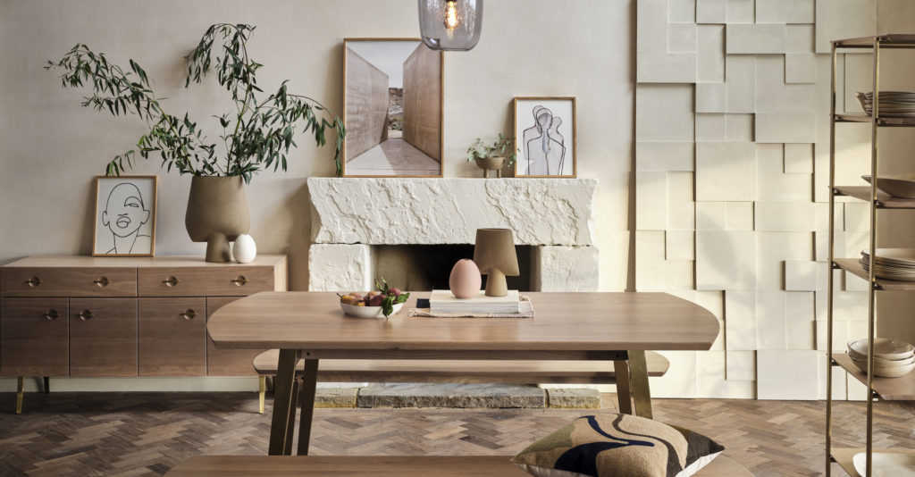 Rob Scarlett's Crawford Dining Room collection