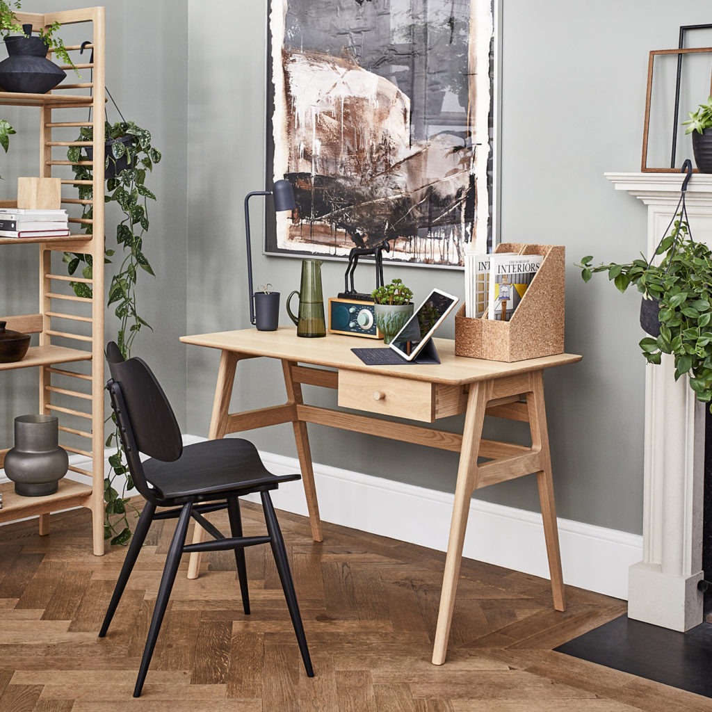 A home office set-up | How to work from home