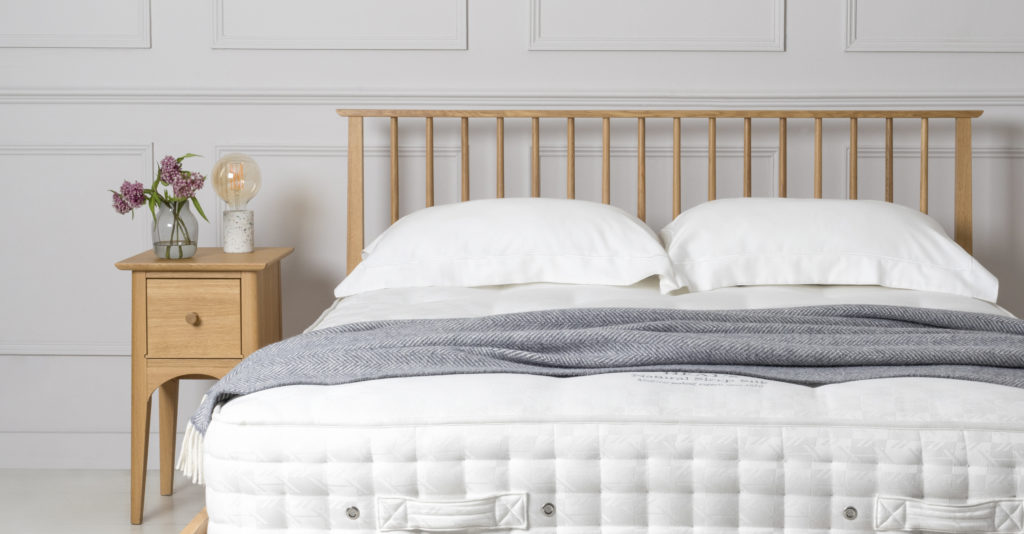 Finding the right mattress will help you get a good night's sleep